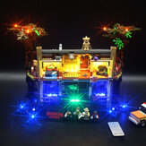 Kit de iluminación con luz LED apto para LEGO 75810 Stranger Things The Upside Down World