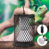25W Infrared Ceramic Emitter Heat E27 Light Bulb Reptile Pet Brooder with Lampshade AC110 AC220V