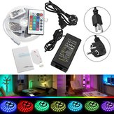 DC12V 5M SMD5050 RGBW Smart no impermeable Wifi Alexa Phone APP Control LED Kit de luces de tira
