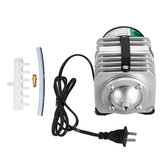 Oxygen Pumps 55W 82L/min Air Pump AC 220V Hydroponic Aquarium Fish Tank Air Compressor