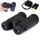 10X 42ミリメートル防水屋根プリズムズーム双眼鏡望遠鏡HD携帯電話用
