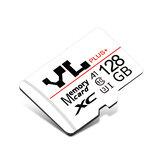 YL YLJT16G Kartu Memori TF 32GB/64GB / 128GB A1 C10 U3 Penyimpanan Data MP4 MP3 Card untuk Mobil Mengemudi Perekam Keamanan Monitor Speaker Kartu Kamera Speaker