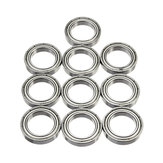 Roulements à billes de 10pcs 6803ZZ 26mmx17mmx5mm Deep Groove Ball Bearing
