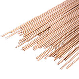 450g 3/32 cala Gold Silicon Bronze Tig Welding Rods 91cm Long Rod 2mm Średnica 50000PSI