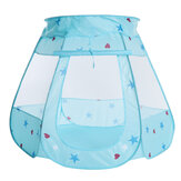 Kids Princess Play Tent House Castle Play Tent Girls Playhouse Indoor