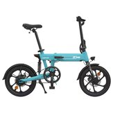 HIMO Z16 250W 36V 10Ah 16inch Folding Electric Bike 25km/h Top Speed 80km Mileage Range 3 Modes Max Load 100kg