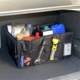 Trunk Cargo Organizer Opvouwbare draagbare Oxford doek Grote opbergtas voor auto SUV