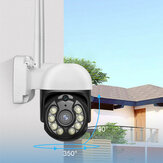 Bakeey BB83-0815 Tuya 1080P Smart IP Camera 360° Panoramic Monitoring Two-Way Audio Outdoor WaterProof Security CCTV Support TF Card & Cloud Storage