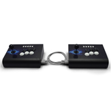 PandoraBox 3D 1GB RAM 64GB ROM 4018 Games 720P HD WIFI Arcade Game Controller Fightstick Joystick Game Console for PSP PS1 N64 MAME Games