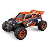 P161 RTR 1/16 2.4G RWD RC samochód wspinaczka terenowa pojazdy ciężarowe dla dzieci zabawki dla dzieci