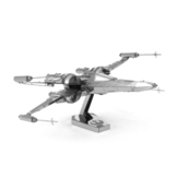 DIY Metal Assembly Model 3D Driedimensionale puzzel X-wing Fighter Indoor Toys