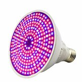 290 LED Grow Light E27 Ampoule Full Spectrum Indoor Plante Lampe Culture Hydroponique pour les graines