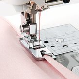 Rolled Hem Foot Untuk Brother Janome Singer Silver Bernet Sewing Machine Accessories Tools