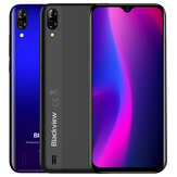 Blackview A60 Global Version 6,1 Zoll 19: 9 Wassertropfenbildschirm 4080mAh Android 8.1 1GB RAM 16GB ROM MT6580A Quad Core 3G Smartphone