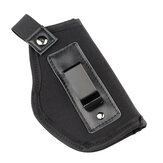 Hunting Tactical Magazine Pouch Waist Holster Universal Metal Clip Carry Case Outdoor Hiking CS