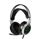 MantisTek® GH2 Smart Vibration Stereo Rauschunterdrückung Gaming Kopfhörer mit Mikrofon