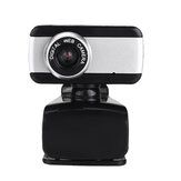 720P HD Webcam CMOS 50 Mega Pixels USB2.0 Web Camera Built-in Microphone Camera for Desktop Computer Notebook PC