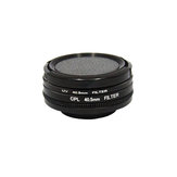 SJCAM SJ8 Air PLUS PRO 40.5mm 4 i 1 CPL UV Linsfilter Cap