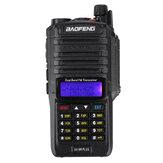 BAOFENG UV9RPLUS Trois Bande Talkie-walkie portable Radio 15W 8000mAh haute puissance longue portée