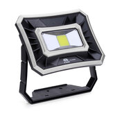 Xmund XD-68 50W Solar LED COB USB Work Light IP65 Wodoodporny reflektor Spotlight Outdoor Camping Emergency Lantern