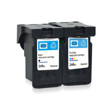 Colorpro 245XL 246XL Ink Cartridge for Canon Pixma MG3022 MX490 MX492 TS202 TS302 TS3020 TS3122 TR4520 TR4522