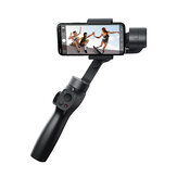 Baseus 3 Axis Handheld Gimbal Stabilizer Smartphone Camera Selfie Stick for IPhone 11 Pro Max Vlog Tripod Gimbal for Action Camera
