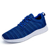 Breathable Mesh Lightweight Soft Running Training Sneakers