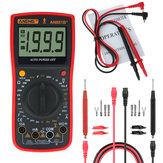 ANENG AN881B + Digitalmultimeter AC DC Spannung Strom Kapazität Widerstand Temperatur Diode Triode Tester Berührungslose Spannung Test + 16 in 1 Multifunktionale Testlinie
