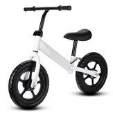 Bicicleta ajustável de 11,4-16 polegadas crianças bicicleta infantil criança scooter andador de treinamento bicicleta bicicleta equilíbrio
