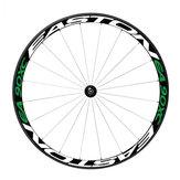 BIKIGHT1Pc26/27.5 polegada Roda Adesivo Decalques Da Bicicleta Ciclismo Seguro Protetor de Bicicleta MTB Acessórios