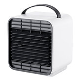 IPRee® Portable Mini Air Cooler Box Fan Airconditioner USB LED Desktop Wind Koelventilator Anion Purifier Luchtbevochtiger
