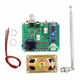 SI4732 Full-band Radio Receiver Module Supports FM AM (MW and SW) SSB (LSB and USB) Finished Board+Speaker+Antenna Version