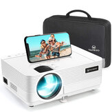 VANKYO Leisure 470 Mini Projector Phone Same Screen Synchronize Support 1080P 4000Lumens Portable Projector with Multimedia Port