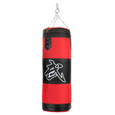 Boxing Sandbag Kit Punch Borsa Boxing Guanti Catene in acciaio Bracciale con fibbia di sicurezza Sanda Equipments