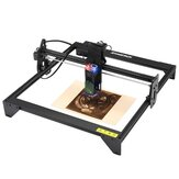 New ATOMSTACK A5 20W Laser Engraving Machine Wood Cutting Design Desktop DIY Laser Engraver New Eye Protection Design Support For Windows Banggood World Premiere