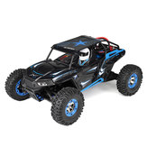 WLtoys 12428-B 1/12 2.4G 4WD RC Carro elétrico 50KM / h High Speed ​​Off-Road Truck Toys