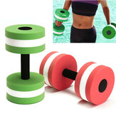 IPRee ™ 1pc Water Dumbbell EVA Foam Idoneità Sport Esercizio Piscina