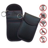 Bakeey Signal Blocking Bag GPS RFID Faraday Bag Cell Phone Privacy Protection Car Key Signal Blocker for DOOGEE S88 Plus case