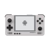 PandoraBox Retroid Pocket 2 128GB 10000 Juegos Android Sistema dual bluetooth Wifi Consola de juegos portátil para PSP PS PCE MAME DC MD N64 Reproductor de videojuegos 3.5 pulgadas IPS HD Salida