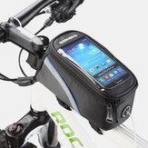 Sac de vélo Sac de téléphone à écran tactile Sac de téléphone tactile d'équitation 5,7 pouces