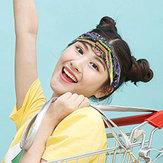 Mulheres ao ar livre Aptidão Yoga boa elasticidade Headband