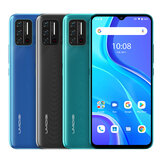 UMIDIGI A7S Global Bands 4150mAh Android 10 Go 6,53 Zoll HD + 3 Kartensteckplätze 13MP AI Quad-Kamera 2GB 32GB MT6737 4G Smartphone