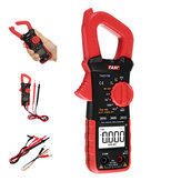 TA8315B Clamp Meter Multimeter High Precision Digital Ammeter Table  AC and DC Universal Automatic Multifunction