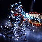 KCASA SSL-13 LED 7M 50LEDソーラーパネルストリングライトホリデーガーデンクリスマスウェディングデコレーション
