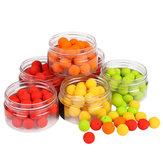20 Teile / schachtel Geruch Soft Fischköder Schwimm Geruch Ball Beads Feeder Karpfen