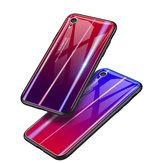 BakeeyEtuideprotectionenverre trempé à gradient de verre pour iPhone XR / XS/XS Max