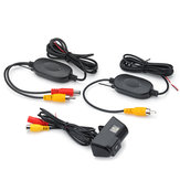 12V Car Wireless Rear View Reverse Reversing Camera Kit For Ford Transit & Connect