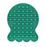Bubble sensoryczna dekompresja Fidget zabawki antystresowy kształt ośmiornicy Soft wycisnąć zabawna edukacja Puzzle zabawka dla dorosłych dzieci