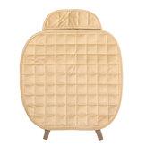 Poszewka na poduszkę na fotel przedni, monolityczna, jednorzędowa. Oddychająca, komfortowa część wspólna