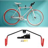 BIKIGHT 40 kg Soporte de pared para bicicleta Soporte para bicicleta Soporte para bicicleta de montaña de carretera de metal Pantalla Soporte Gancho